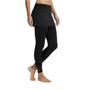 ATHLETA Suit Up Placid 2 in 1 Skirt with Leggings